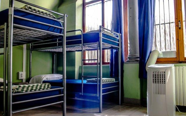 Отель Hostel Santa Monaca Италия, Флоренция - отзывы, цены и фото номеров - забронировать отель Hostel Santa Monaca онлайн вид на фасад