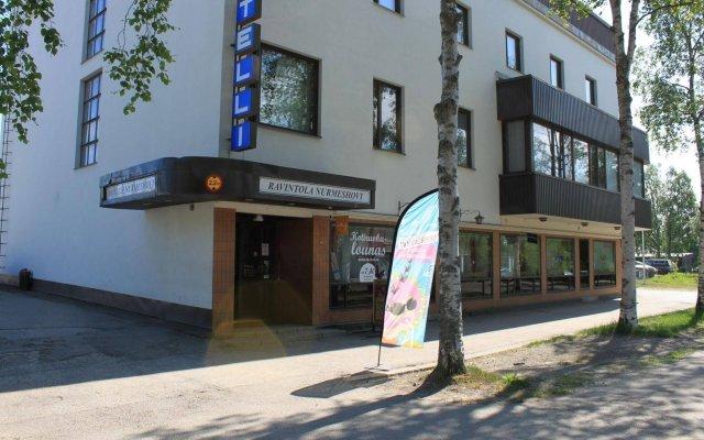Отель Nurmeshovi Финляндия, Нурмес - отзывы, цены и фото номеров - забронировать отель Nurmeshovi онлайн вид на фасад