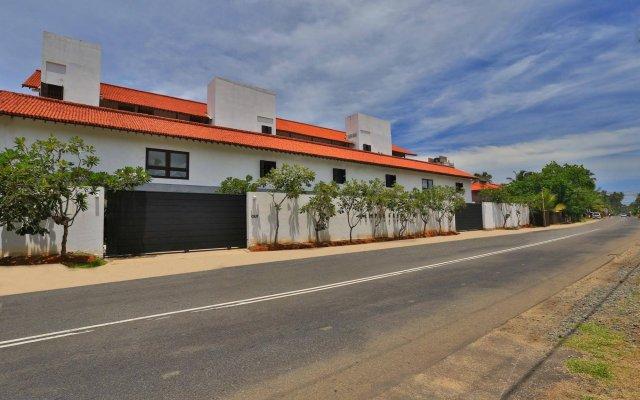 Отель Temple Tree Resort & Spa Шри-Ланка, Индурува - отзывы, цены и фото номеров - забронировать отель Temple Tree Resort & Spa онлайн вид на фасад