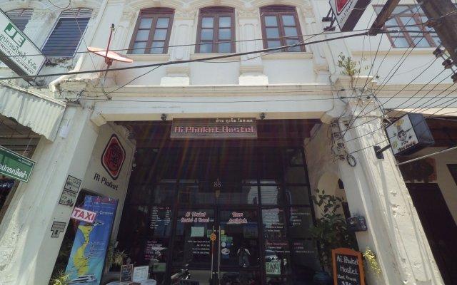 Ai Phuket Hostel вид на фасад