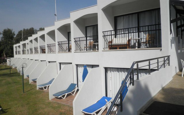 Park Beach Hotel in Limassol, Cyprus from 91$, photos, reviews - zenhotels.com hotel front