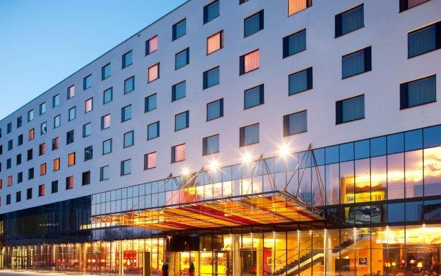 Отель Angelo By Vienna House Katowice Польша, Катовице - отзывы, цены и фото номеров - забронировать отель Angelo By Vienna House Katowice онлайн вид на фасад