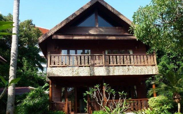 Отель Baan Laem Noi Villas вид на фасад