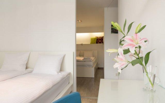 Отель Apartament Srodmiescie by City Quality комната для гостей