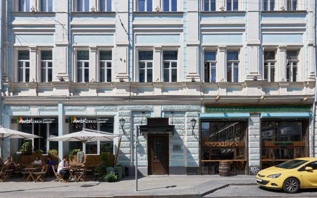 Гостиница PR Myasnitsky вид на фасад