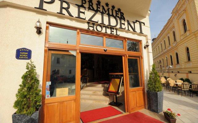 Premier Prezident Garni Hotel And Spa Сремски-Карловци вид на фасад