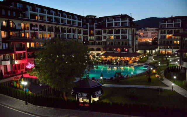 Отель Top Болгария, Свети Влас - отзывы, цены и фото номеров - забронировать отель Top онлайн вид на фасад