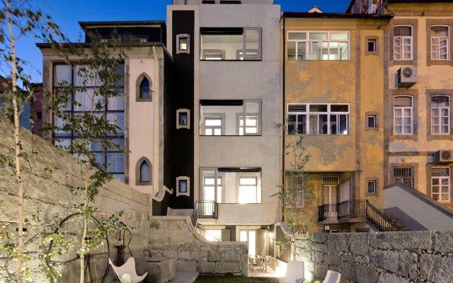 Отель Casa do Conto & Tipografia вид на фасад