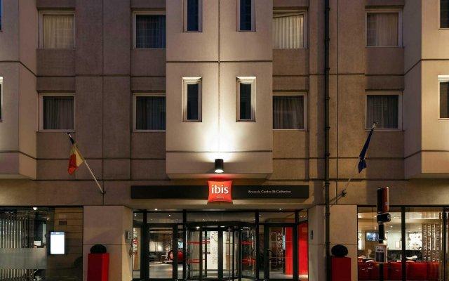 Отель ibis Brussels City Centre Бельгия, Брюссель - 2 отзыва об отеле, цены и фото номеров - забронировать отель ibis Brussels City Centre онлайн вид на фасад