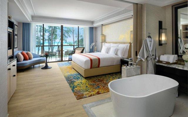 Отель Intercontinental Phuket Resort Таиланд, Камала Бич - отзывы, цены и фото номеров - забронировать отель Intercontinental Phuket Resort онлайн комната для гостей
