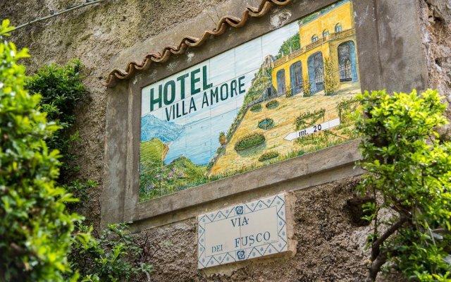 Отель Villa Amore Италия, Равелло - отзывы, цены и фото номеров - забронировать отель Villa Amore онлайн вид на фасад