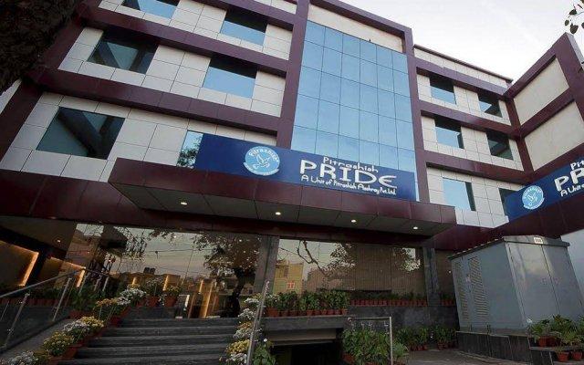 Отель Pitrashish Pride вид на фасад