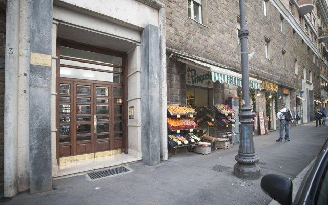 Отель Guest House Vignola вид на фасад