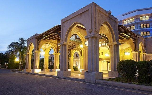 Отель Aldemar Amilia Mare - All Inclusive вид на фасад