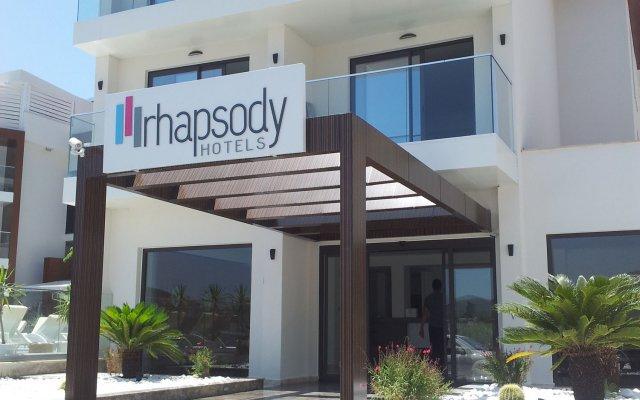 Rhapsody Hotel & Spa Kalkan Турция, Калкан - отзывы, цены и фото номеров - забронировать отель Rhapsody Hotel & Spa Kalkan онлайн вид на фасад