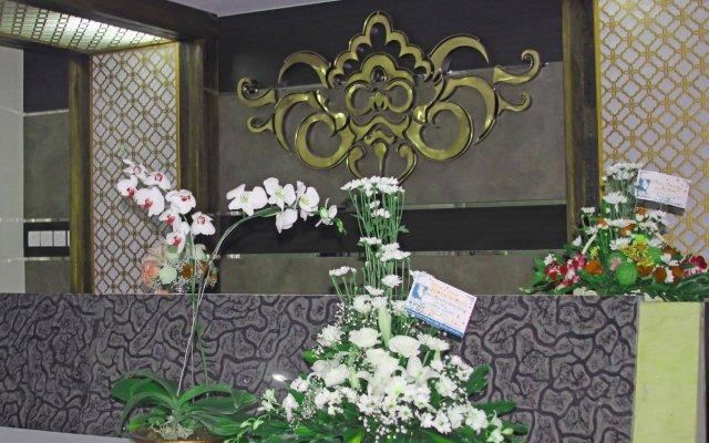 Отель Grand Barong Resort вид на фасад