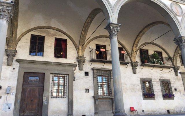 Отель B&B I Rinascimenti Италия, Флоренция - отзывы, цены и фото номеров - забронировать отель B&B I Rinascimenti онлайн вид на фасад