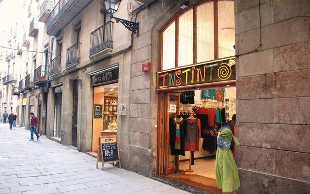 Отель Banys Nous Испания, Барселона - отзывы, цены и фото номеров - забронировать отель Banys Nous онлайн вид на фасад