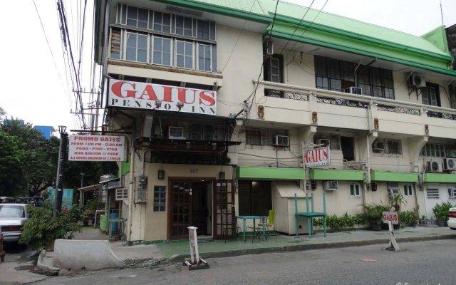 Отель Gaius Pension Inn Филиппины, Манила - отзывы, цены и фото номеров - забронировать отель Gaius Pension Inn онлайн вид на фасад