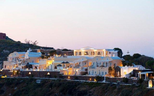 Отель Santorini Princess SPA Hotel Греция, Остров Санторини - отзывы, цены и фото номеров - забронировать отель Santorini Princess SPA Hotel онлайн вид на фасад