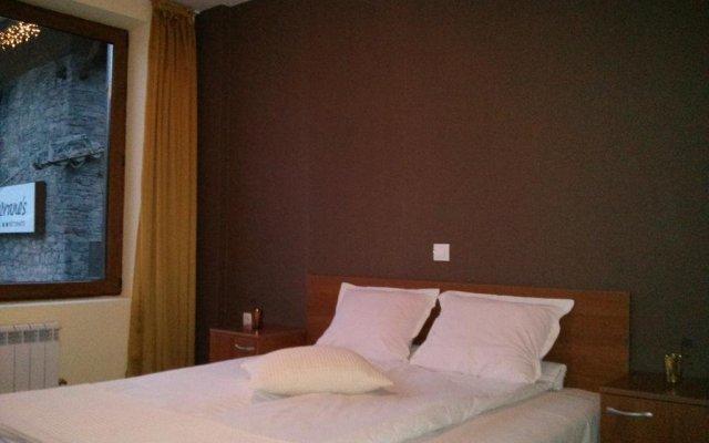 Отель Guest Rooms Granat Банско комната для гостей