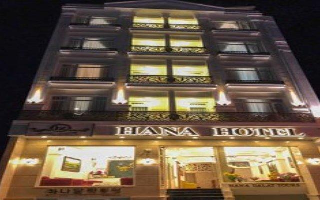 Hana Dalat Hotel Далат вид на фасад