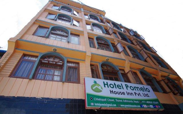 Отель Pomelo House Непал, Катманду - отзывы, цены и фото номеров - забронировать отель Pomelo House онлайн вид на фасад