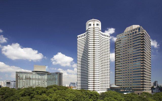 Отель New Otani (Garden Tower Wing) Токио вид на фасад