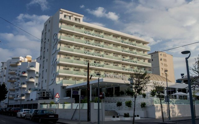 Отель Villa Luz Family Gourmet All Exclusive вид на фасад