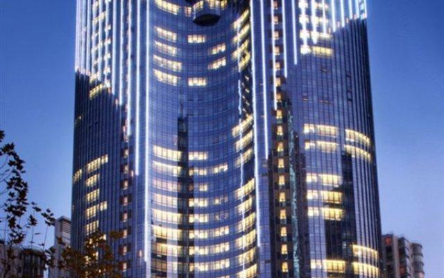 Отель Howard Johnson Business Club Китай, Шанхай - отзывы, цены и фото номеров - забронировать отель Howard Johnson Business Club онлайн вид на фасад