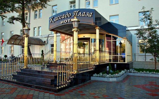 Гостиница Moscow Holiday вид на фасад