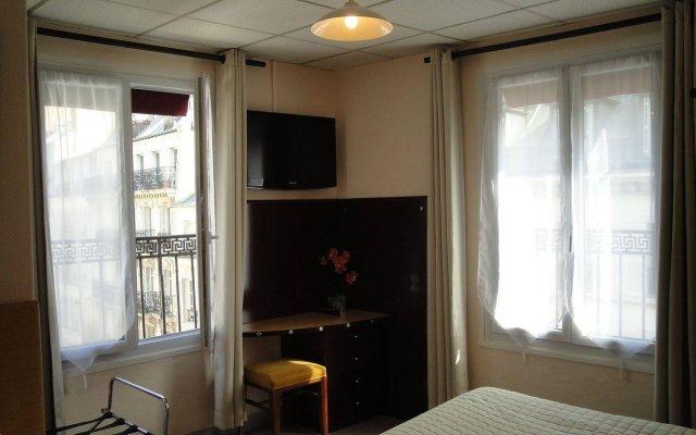 Отель Clauzel Франция, Париж - 8 отзывов об отеле, цены и фото номеров - забронировать отель Clauzel онлайн комната для гостей