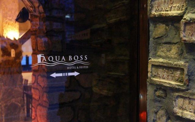 Aqua Boss Hotel Турция, Эджеабат - отзывы, цены и фото номеров - забронировать отель Aqua Boss Hotel онлайн вид на фасад
