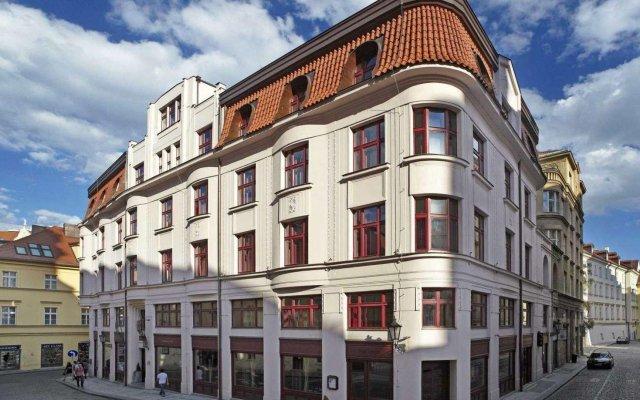 Buddha-Bar Hotel Prague вид на фасад