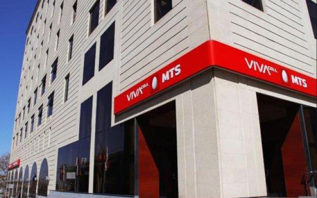 Отель Metro Aparthotel Армения, Ереван - отзывы, цены и фото номеров - забронировать отель Metro Aparthotel онлайн вид на фасад