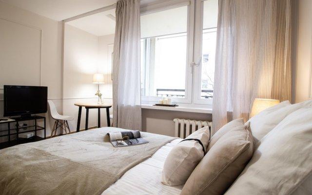 Отель Riverside Comfort Studio Польша, Варшава - отзывы, цены и фото номеров - забронировать отель Riverside Comfort Studio онлайн комната для гостей