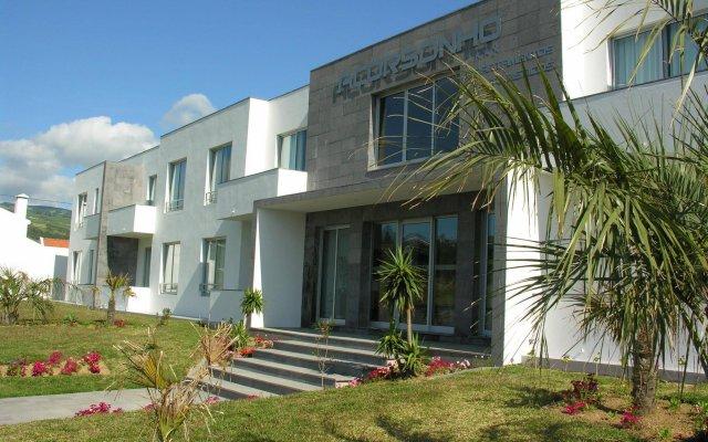 Отель Açorsonho Apartamentos Turísticos Португалия, Капелаш - отзывы, цены и фото номеров - забронировать отель Açorsonho Apartamentos Turísticos онлайн вид на фасад
