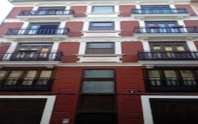 Отель NWT Monserrat Испания, Валенсия - отзывы, цены и фото номеров - забронировать отель NWT Monserrat онлайн вид на фасад