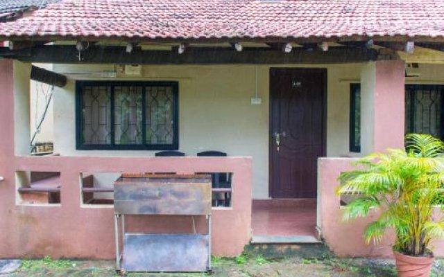 Отель Raikar Guest House Индия, Мармагао - отзывы, цены и фото номеров - забронировать отель Raikar Guest House онлайн вид на фасад