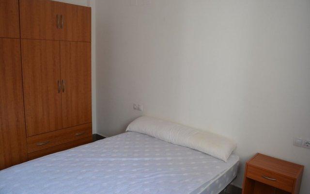 Отель Bungalows Sergio Олива комната для гостей