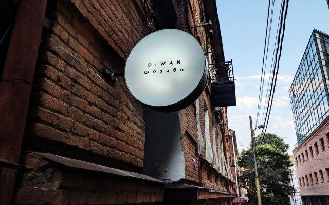 Отель Diwan Hostel Грузия, Тбилиси - отзывы, цены и фото номеров - забронировать отель Diwan Hostel онлайн вид на фасад