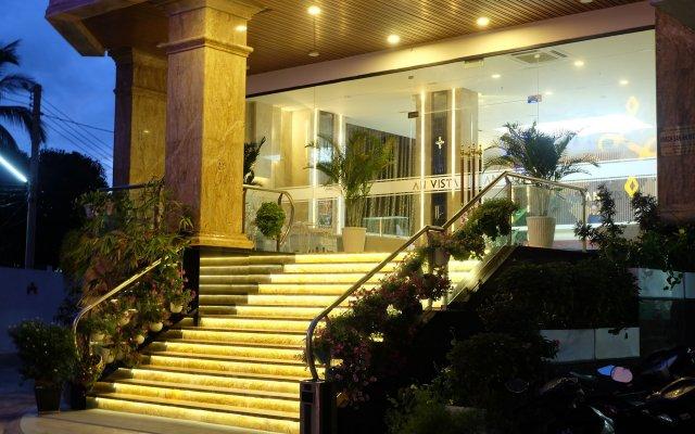 Отель An Vista Нячанг вид на фасад