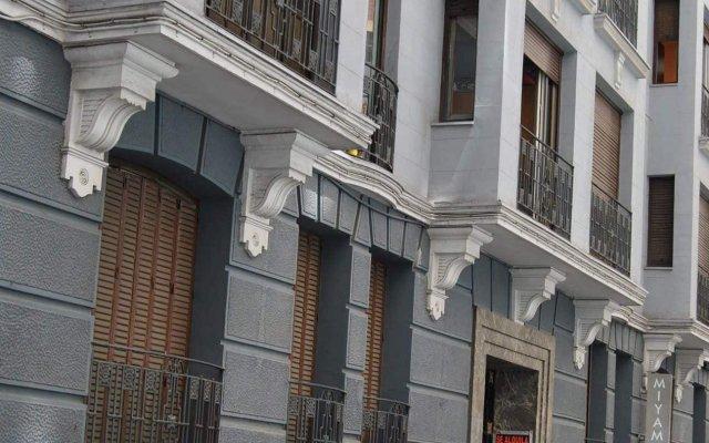 Отель Hostal Nersan Испания, Мадрид - отзывы, цены и фото номеров - забронировать отель Hostal Nersan онлайн вид на фасад