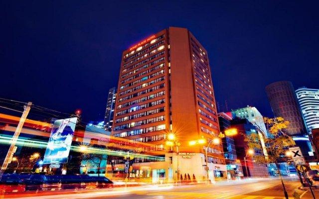 Отель Bond Place Hotel Канада, Торонто - 2 отзыва об отеле, цены и фото номеров - забронировать отель Bond Place Hotel онлайн вид на фасад
