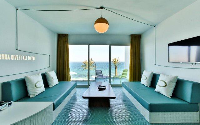 Отель Dorado Ibiza - Adults Only Испания, Сант Джордин де Сес Салинес - отзывы, цены и фото номеров - забронировать отель Dorado Ibiza - Adults Only онлайн комната для гостей