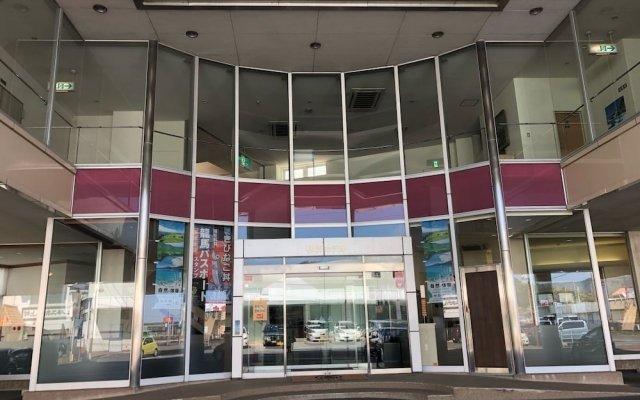 Akisawa Hotel Тосасимидзу вид на фасад