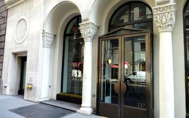 Отель Morgans Hotel - A Morgans Original США, Нью-Йорк - отзывы, цены и фото номеров - забронировать отель Morgans Hotel - A Morgans Original онлайн вид на фасад