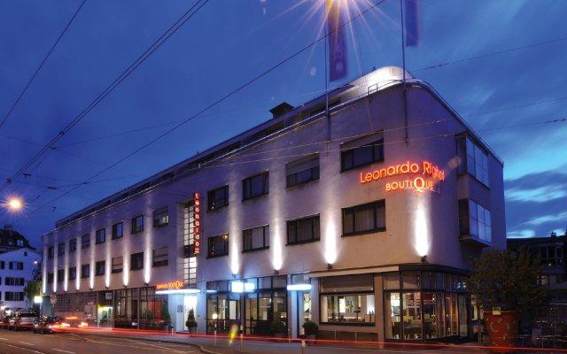 Отель Leonardo Boutique Hotel Rigihof Zurich Швейцария, Цюрих - 11 отзывов об отеле, цены и фото номеров - забронировать отель Leonardo Boutique Hotel Rigihof Zurich онлайн вид на фасад