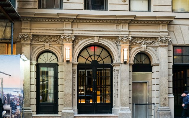 Отель Stanford США, Нью-Йорк - отзывы, цены и фото номеров - забронировать отель Stanford онлайн вид на фасад