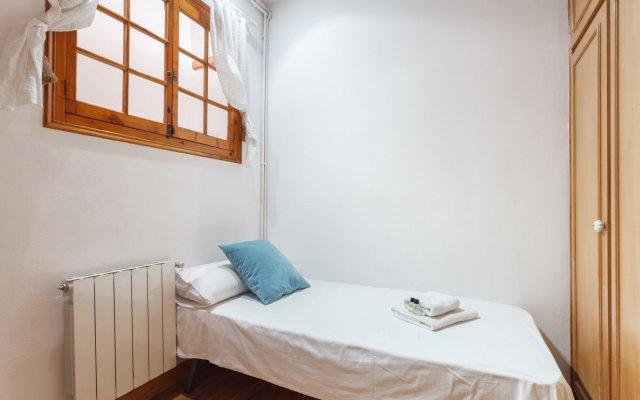 Отель Chic Aribau Барселона комната для гостей